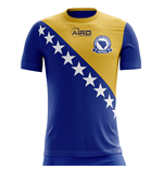 2018-2019 Bosnia Herzegovina Home Concept Football Shirt (Kids)