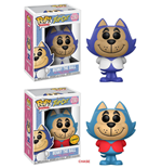 Hanna-Barbera POP! Animation Vinyl Figures Benny The Ball 9 cm Assortment (6)