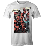 Deadpool T-Shirt Group Cosplay