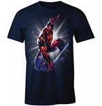 Deadpool T-Shirt Ninja