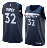 Men's Minnesota Timberwolves Karl-anthony Towns Nike Icon Edition Replica Jersey