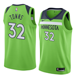 Men's Minnesota Timberwolves Karl-anthony Towns Nike Statement Edition Replica Jersey