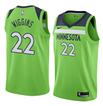 Men's Minnesota Timberwolves Andrew Wiggins Nike Statement Edition Replica Jersey