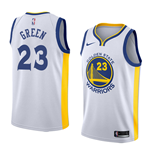 Men's Golden State Warriors Draymond Green Nike Association Edition Replica Jersey