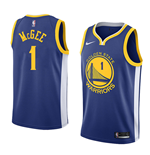 Men's Golden State Warriors Javale McGee Nike Icon Edition Replica Jersey