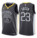 Men's Golden State Warriors Draymond Green Nike Statement Edition Replica Jersey