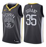 Men's Golden State Warriors Kevin Durant Nike Statement Edition Replica Jersey