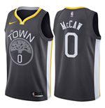 Men's Golden State Warriors Patrick McCaw Nike Statement Edition Replica Jersey