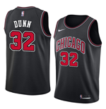 Men's Chicago Bulls Kris Dunn Nike Statement Edition Replica Jersey