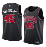 Men's Chicago Bulls Denzel Valentine Nike Statement Edition Replica Jersey