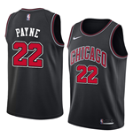 Men's Chicago Bulls Cameron Payne Nike Statement Edition Replica Jersey