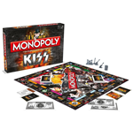 Kiss Board game Monopoly