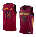 Men's Cleveland Cavaliers Tristan Thompson Nike Icon Edition Replica Jersey