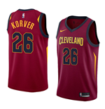 Men's Cleveland Cavaliers Kyle Korver Nike Icon Edition Replica Jersey