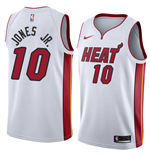 Men's Miami Heat Derrick Jones Jr. Nike Association Edition Replica Jersey