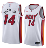 Men's Miami Heat Derrick Walton Jr. Nike Association Edition Replica Jersey