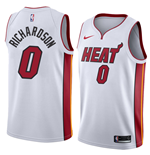 Men's Miami Heat Josh Richardson Nike Association Edition Replica Jersey