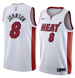 Men's Miami Heat Tyler Johnson Nike Association Edition Replica Jersey