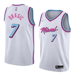 Men's Miami Heat Goran Dragic Nike City Edition Replica Jersey