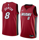 Men's Miami Heat Tyler Johnson Nike Statement Edition Replica Jersey