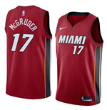 Men's Miami Heat Rodney McGruder Nike Statement Edition Replica Jersey