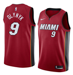 Men's Miami Heat Kelly Olynyk Nike Statement Edition Replica Jersey