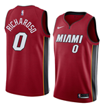 Men's Miami Heat Josh Richardson Nike Statement Edition Replica Jersey