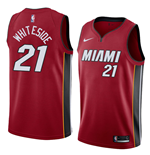 Men's Miami Heat Hassan Whiteside Nike Statement Edition Replica Jersey