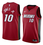 Men's Miami Heat Derrick Jones Jr. Nike Statement Edition Replica Jersey