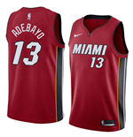 Men's Miami Heat Bam Adebayo Nike Statement Edition Replica Jersey