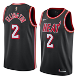 Men's Miami Heat Wayne Ellington Nike Hardwood Classic Replica Jersey