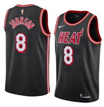 Men's Miami Heat Tyler Johnson Nike Hardwood Classic Replica Jersey