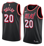 Men's Miami Heat Justise Winslow Nike Hardwood Classic Replica Jersey