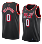 Men's Miami Heat Josh Richardson Nike Hardwood Classic Replica Jersey