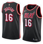 Men's Miami Heat James Johnson Nike Hardwood Classic Replica Jersey