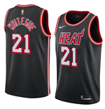 Men's Miami Heat Hassan Whiteside Nike Hardwood Classic Replica Jersey