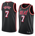 Men's Miami Heat Goran Dragic Nike Hardwood Classic Replica Jersey