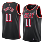 Men's Miami Heat Dion Waiters Nike Hardwood Classic Replica Jersey