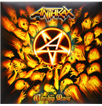 Vynil Anthrax - Whorship Music (2 Lp+7'')