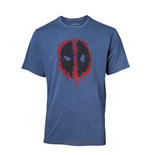 Deadpool - Faux Denim T-shirt