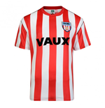 Score Draw Sunderland 1990 Home Shirt