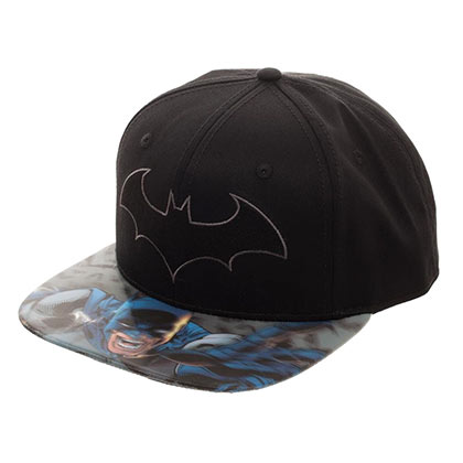 BATMAN Lenticular Moving Image Brim Hat