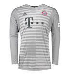 2018-2019 Bayern Munich Home Adidas Goalkeeper Shirt