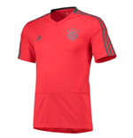 2018-2019 Bayern Munich Adidas Training Shirt (Red) - Kids