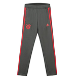 2018-2019 Bayern Munich Adidas Training Pants (Dark Grey) - Kids