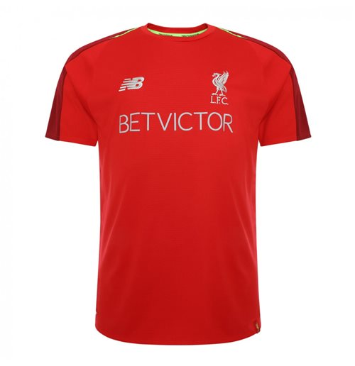 2018-2019 Liverpool Training Shirt (Red)