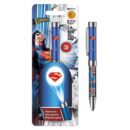 SUPERMAN Projector Light Pen