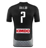 2017-2018 Napoli Kappa 4th Shirt (Callejon 7)