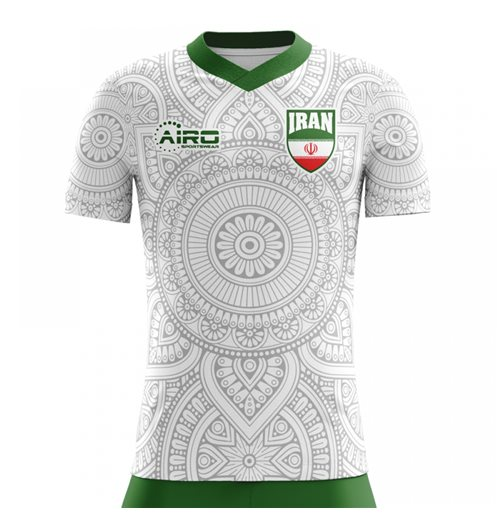 2018-2019 Iran Home Concept Football Shirt (Kids) for only C$ 58.07 ...