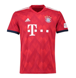 2018-2019 Bayern Munich Adidas Home Football Shirt
